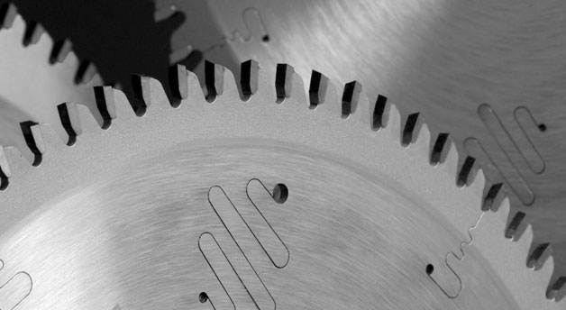 Solid surface counter top cutting blades for Surell solid surface